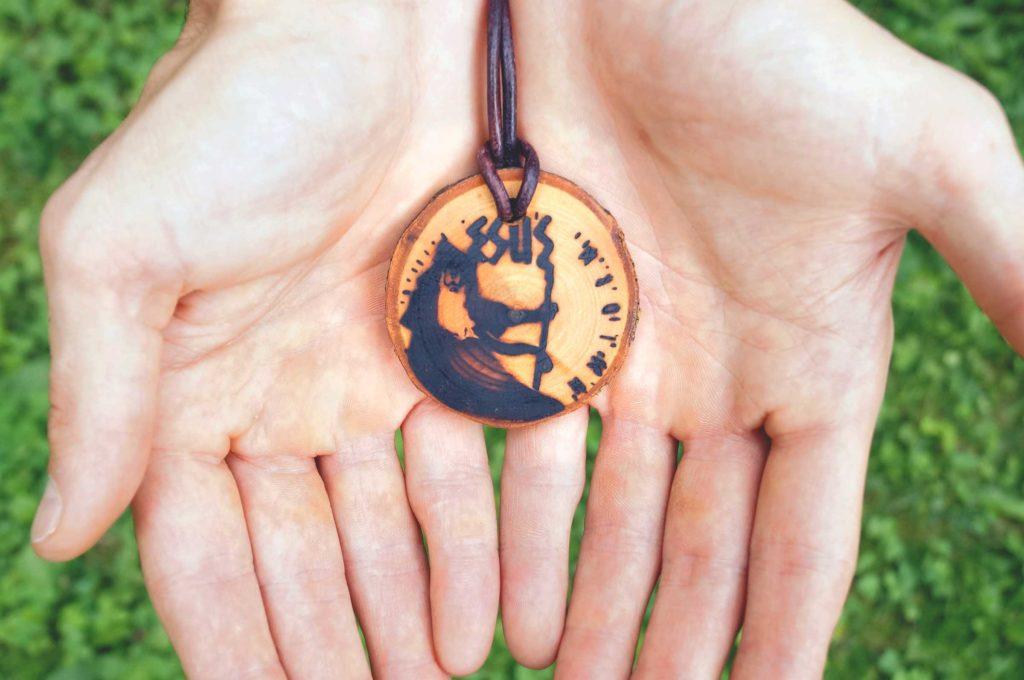 Belohnung Amulett